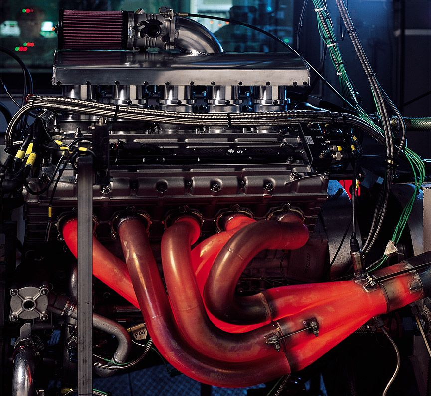 Porsche 911 Gts Engine: The Carrera GT Is Powered By A 5.7 Litre V10 Engine