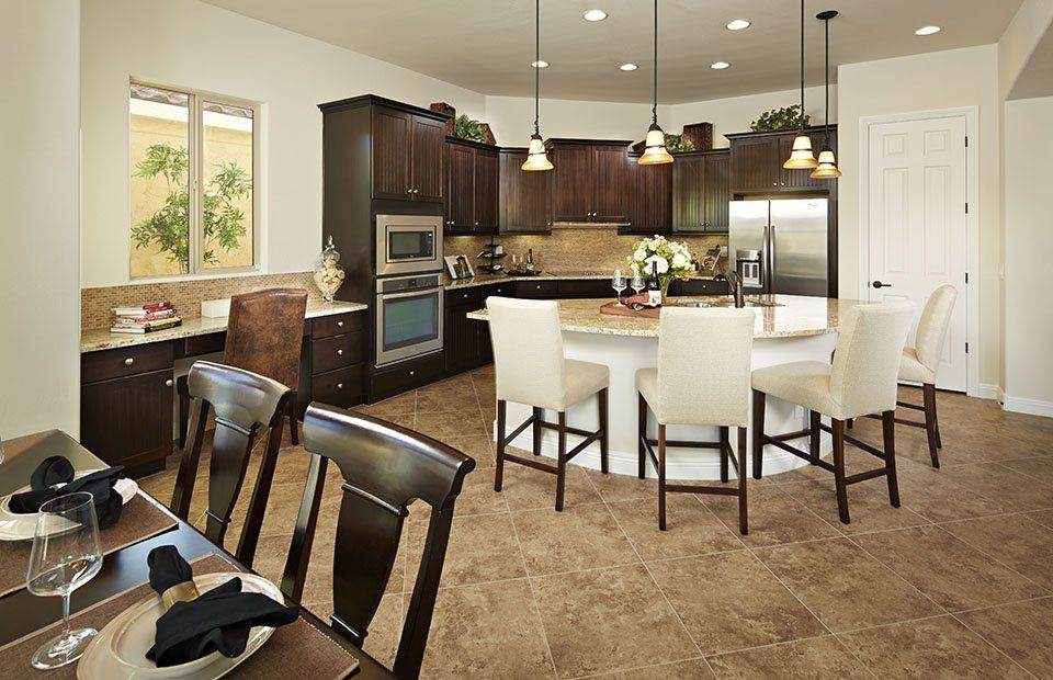 Pursuit New Home Plan Buckeye, AZ Del Webb Home