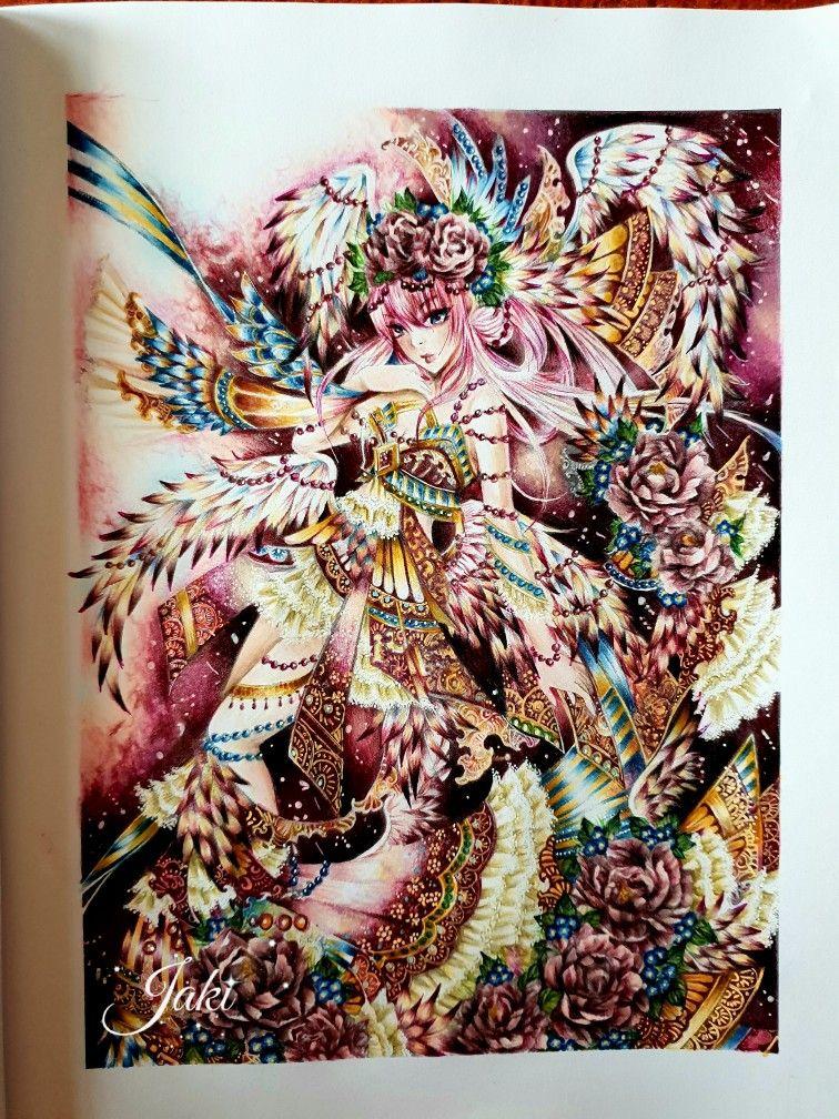 Pin by Sergej Rusanov on Картинки | Anime book