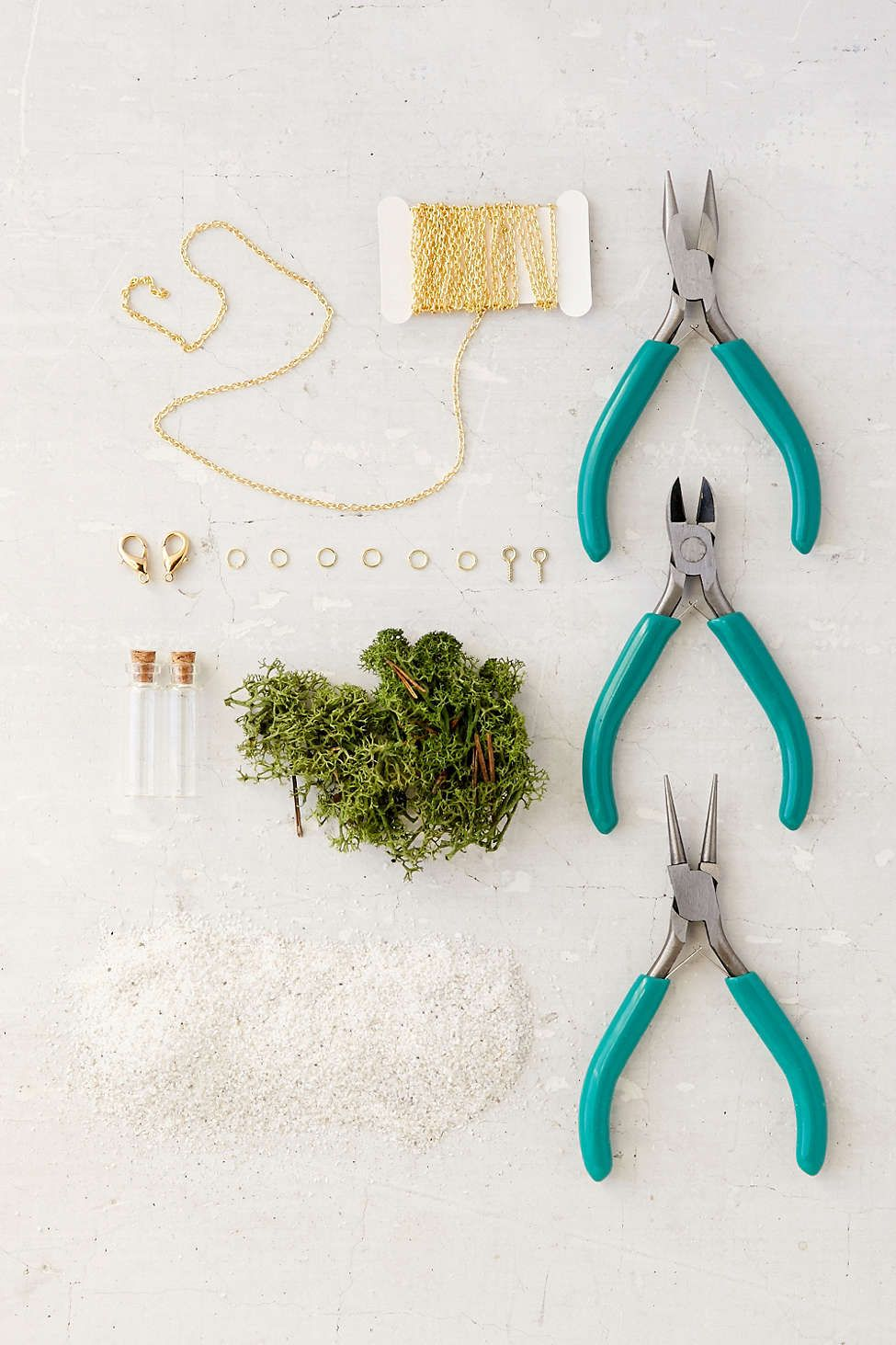 Darby Smart DIY Pocket Terrarium Necklace Kit | Made By ...
