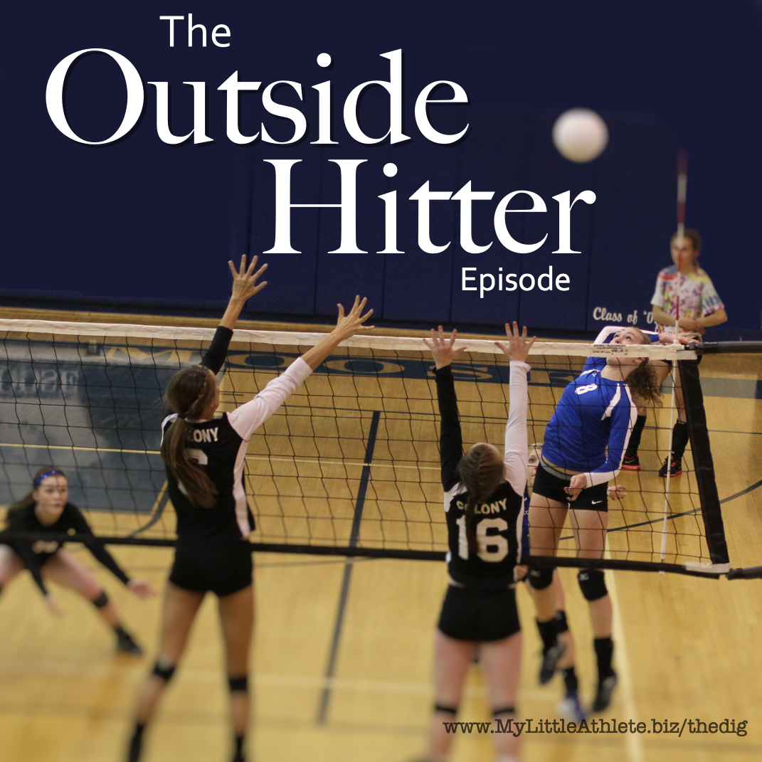 The Outside Episode Volleyball Workouts Volleyball Training Coaching Volleyball