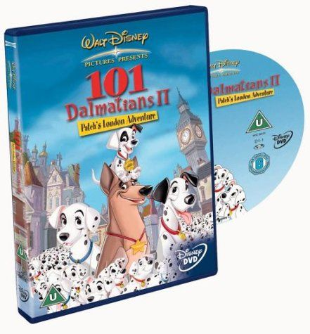 101 Dalmatians II : Patch's London Adventure [DVD]