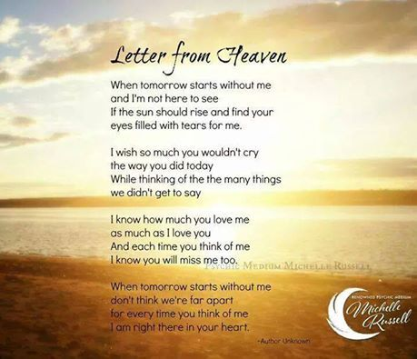 RIP Mom... I miss you every day!