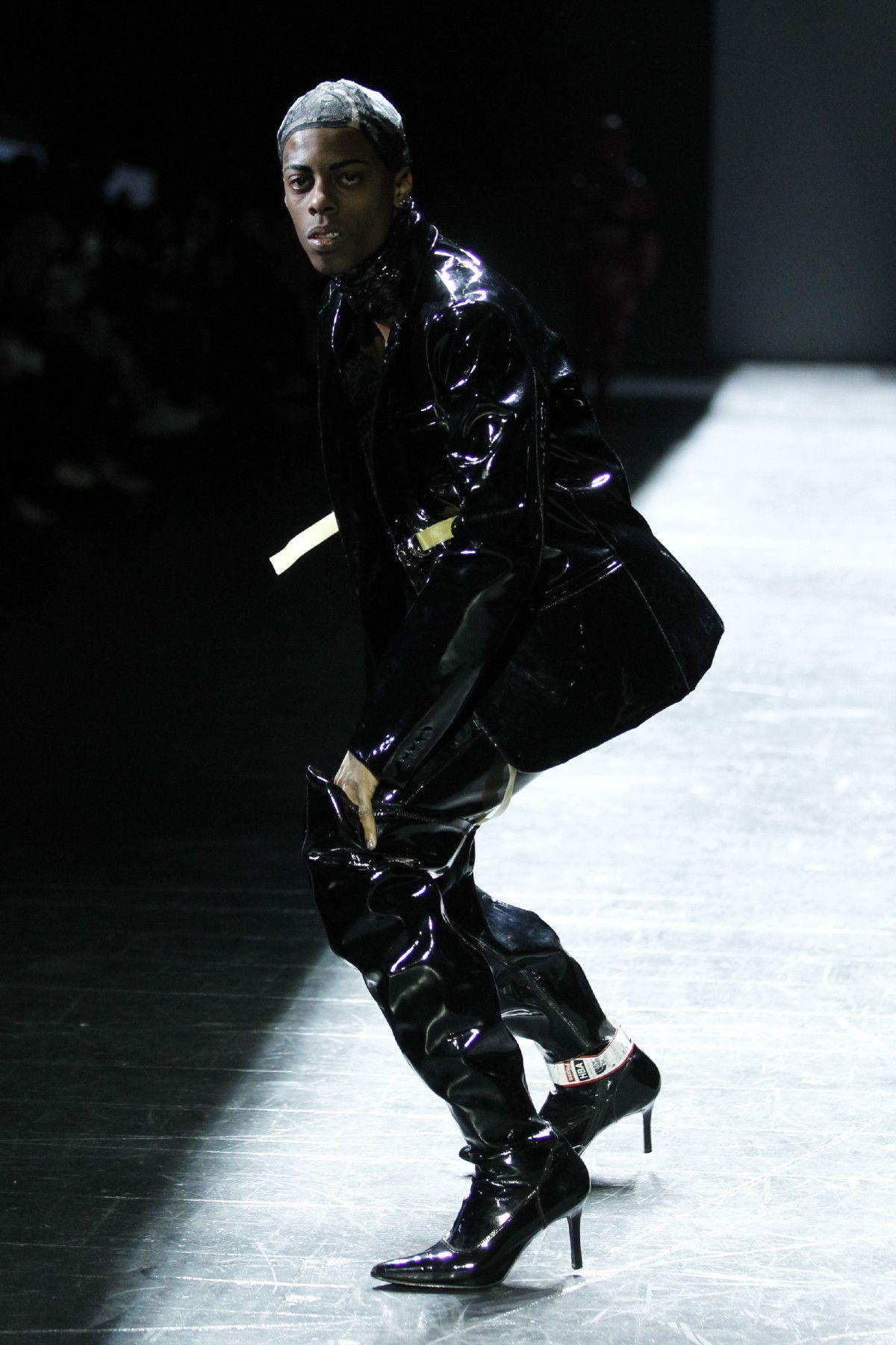 New York Fashion Week The Shows Hood by air, Fashion