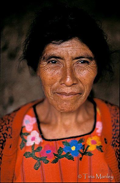 GUATEMALA, ACAL:  Francesca Ordonez Perez, Mam widow whose husband was killed during the Guatemalan Civil War, in the northwestern Highlands of Guatemala.