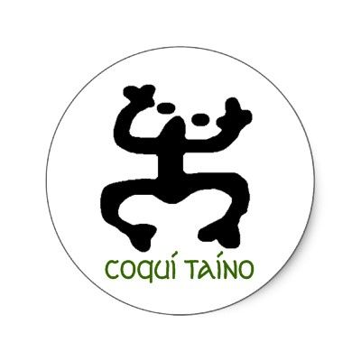 Taino Symbol For A Coqui For Those Who Always Ask What Does My