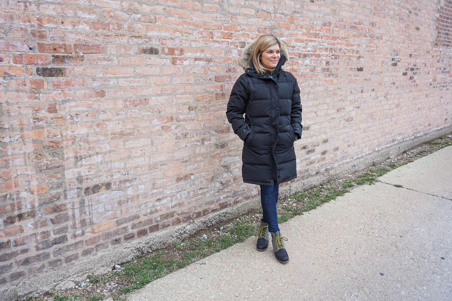 The Best Winter Coat in Chicago, IL | Cashmere & Jeans