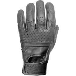 John Doe Fresh Xtm Leder Handschuhe Schwarz S John Doe