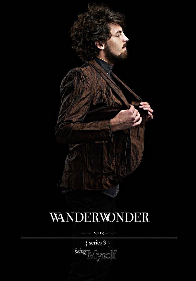 Series 3: Being Myself by WANDERWONDER