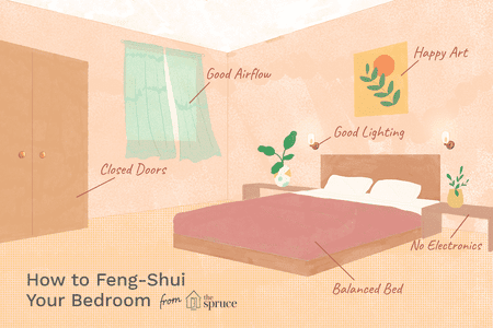 Feng Shui Your Bedroom With These Nine