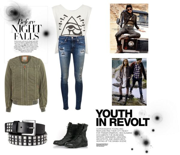 """My Style"" by axeloner on Polyvore"