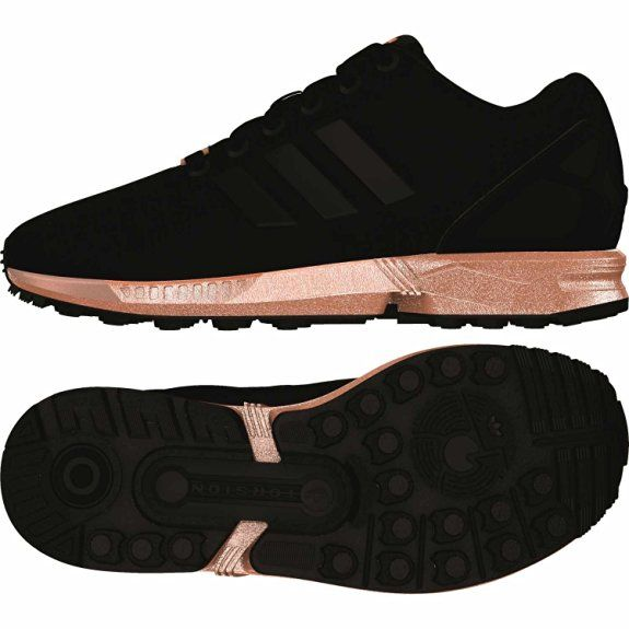 adidas sneaker damen zx flux schwarz