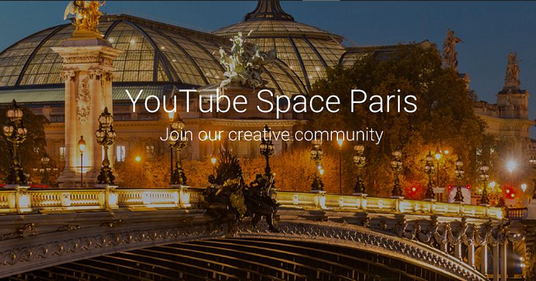 Google announced on Thursday that it has opened its new YouTube space in Paris on 8 Rue de Londres, as France-based creators such as comedy shorts channel Cyprien near one billion video views. Google said that Paris is now home to one of the most vibrant YouTube communities in the world, with viewers watching 60 percent more YouTube content than last year.