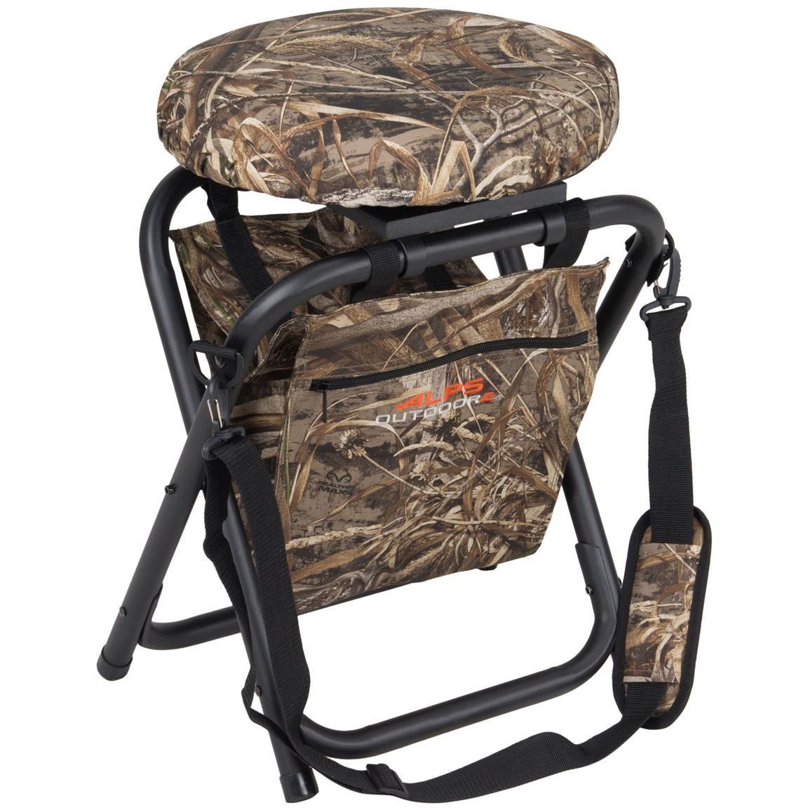 ALPS OutdoorZ Horizon 360° Hunting Stool Swivel stool
