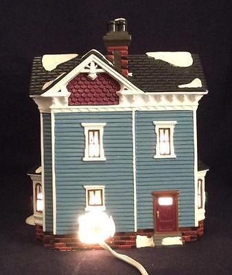 dept 56 snow village glenhaven house 5468 2 light cord