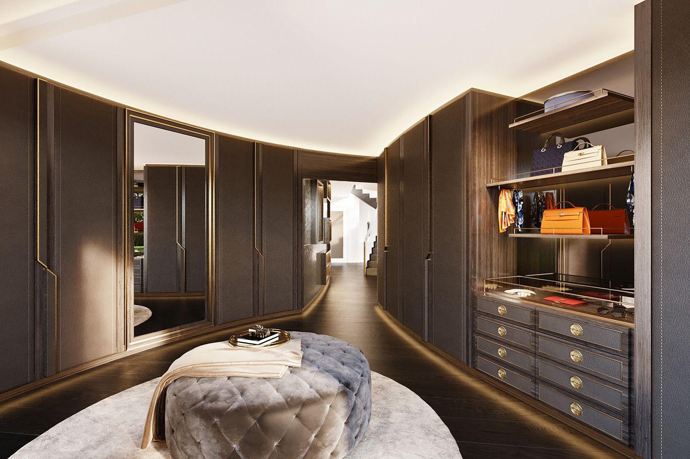 luxus-penthouse an der goldküste zürich | gewinner, zürich und luxus, Wohnzimmer dekoo