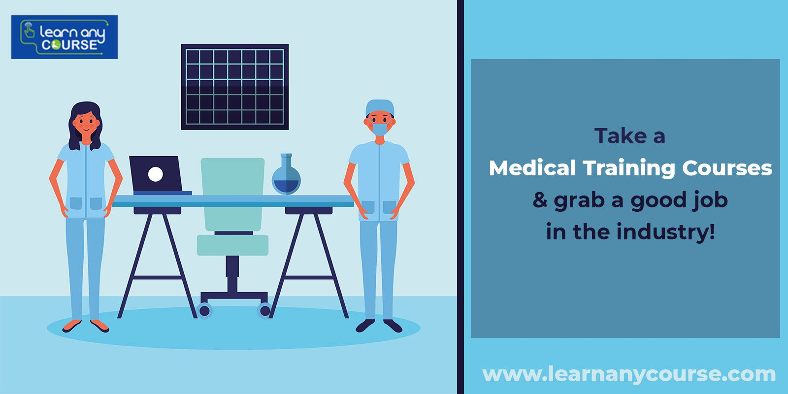 Learn Any Course Is A Perfect Platform Where Students And Tutors Come Together To Enhance Their Skills Medical Training Online Classes Learning Online Learning