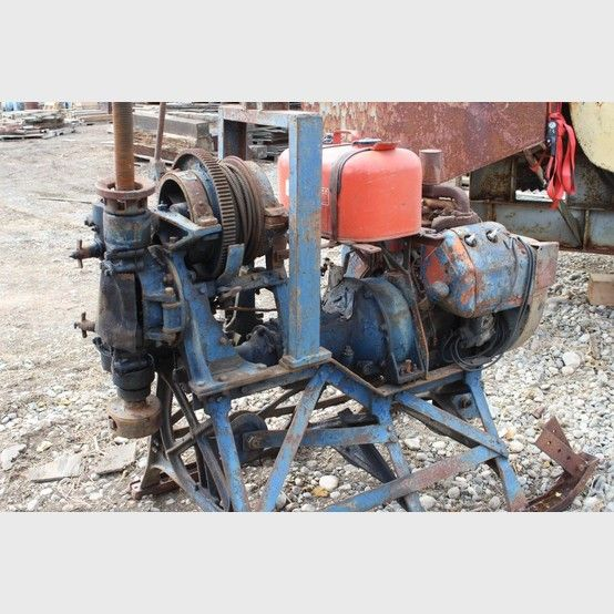 Boyles diamond drill supplier worldwide | Used Boyles BBS 1 diamond core drill for sale - Savona Equipment
