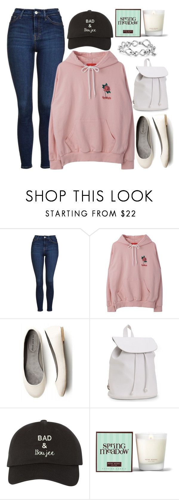 """Spring Meadow"" by luckystrawberry ❤ liked on Polyvore featuring Topshop, Aéropostale, Henri Bendel and David Yurman"