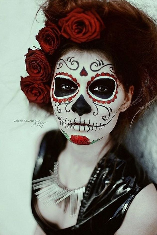 Image Result For Sugar Skull Makeup Sugar Skull Halloween Halloween Makeup Sugar Skull Sugar Skull Makeup