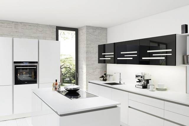 Galerie - nowoczesne kuchnie - projekty, forum - meble kuchenne - küche ohne griffe