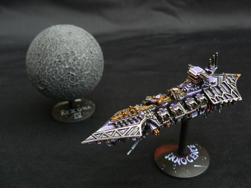 WarMancer: GothiComp 2011 entries - Battlefleet Gothic