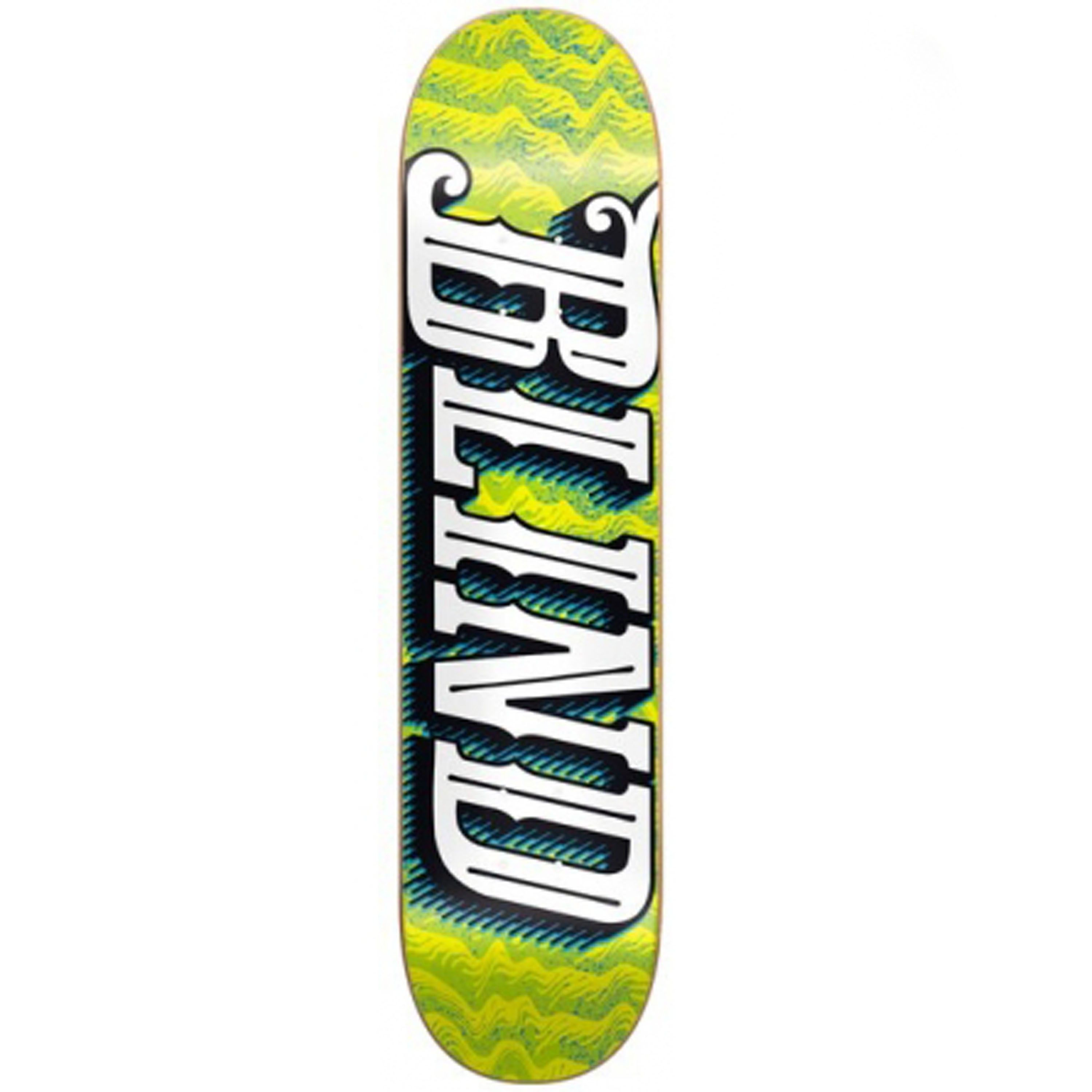 Blind Line Up Hyb Green Yellow 8 0 Deck Only Width 8 20 3cm