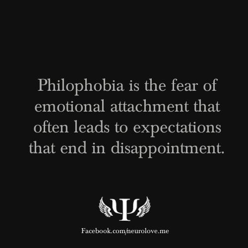 Philophobia mean does what Use Philophobia