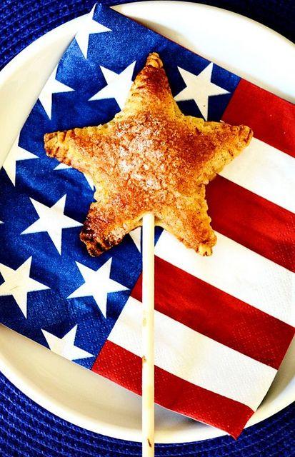 Apple pie pockets! #AmericasDessert