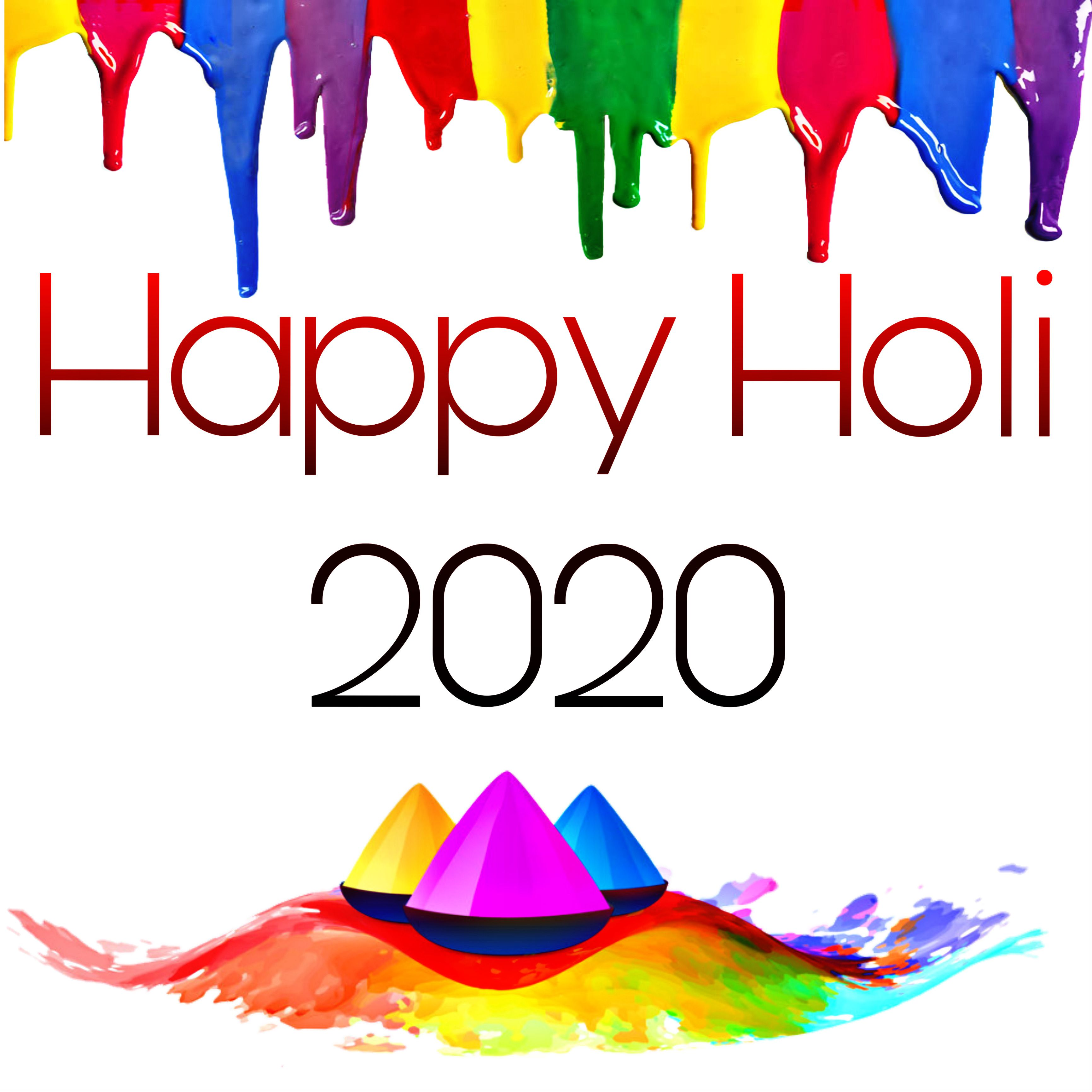 Happy Holi 2020 Images in 2020 (With images) Happy holi