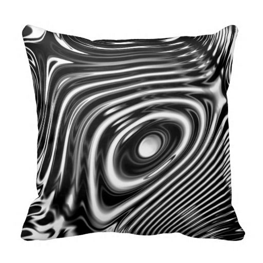 Black And Silver Waves Pillows http://www.zazzle.co.uk/black_and_silver_pattern-179468736994974263?rf=238703308182705739