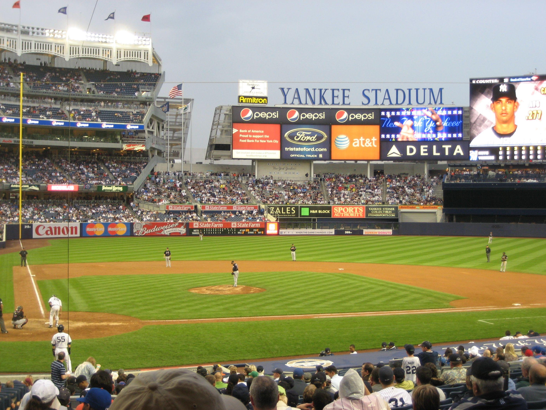 New Yankees Stadium Yankee Stadium Baseball Park Baseball Stadium
