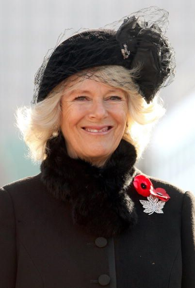 Camilla, Duchess of Cornwall, 2009