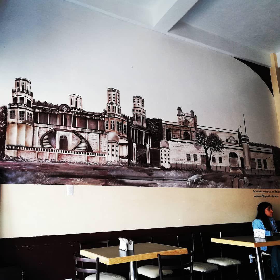 Decoracion para cafetería  Técnica acrílico  #Meraki  5537009865 . . . . . . . . . . . . . . . .  #art #artist #artistic #artists #arte #dibujo #myart #artwork #draw #drawing #painting #acuarela #watercolor #color #paint #drawings #sketch #staedtler #graffitiart #graffiti #graffiti #conté #rembrandt #streetart #streetphotography #tattooart #tattooink #muralism