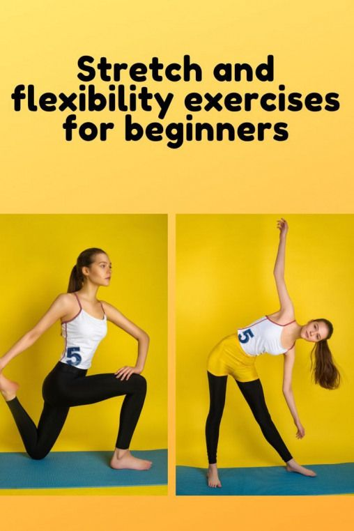 See now the program that will take you through a stretch and flexibility workout which is going to h...