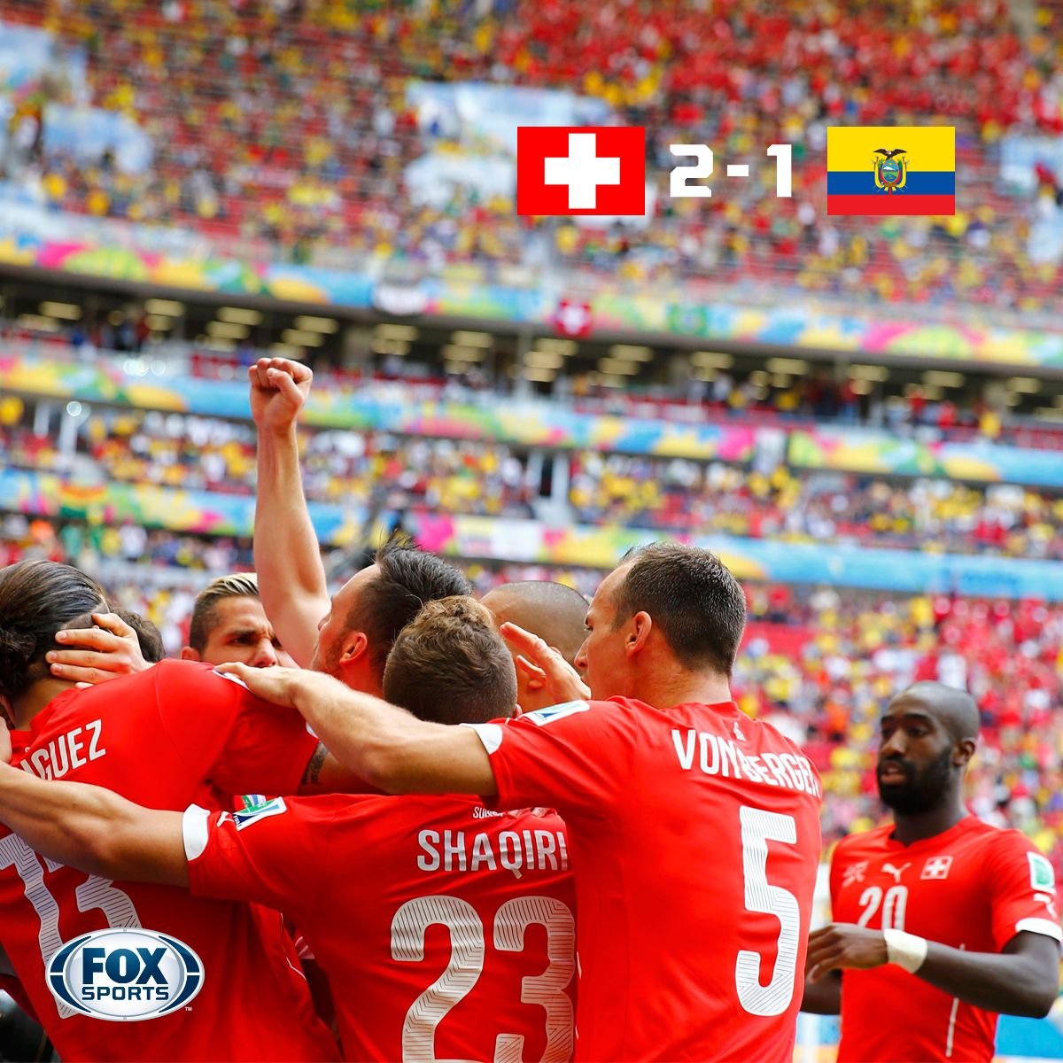 2014 World Cup Group E