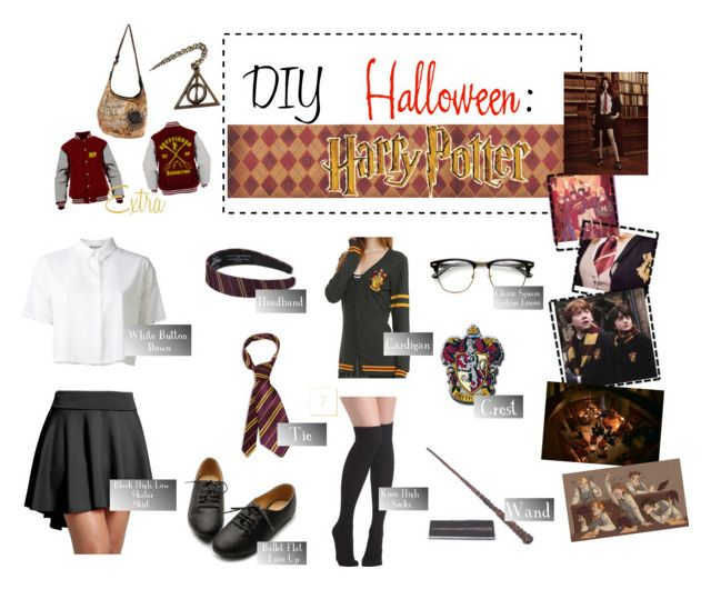 harry potter gryffindor diy halloween costume read d for prices by holographicqueen