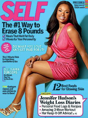 Jennifer Hudson S Road To Weight Loss Began On The Red