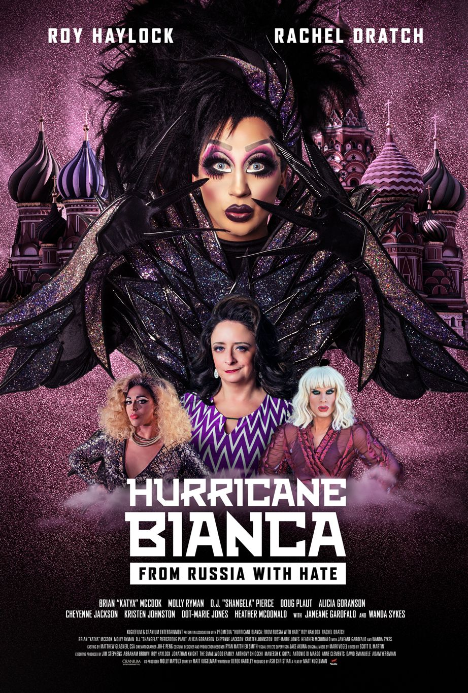 Matt Lara Photography The Finished Poster For Hurricane Bianca 2 Directed By Matt Kugelman And Starrin Poster Photography Bianca Del Rio Love Movie