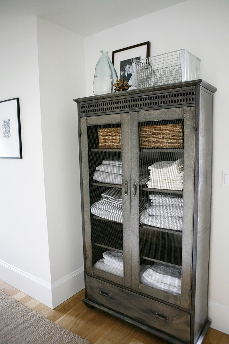 34 Space Saving Towel Storage Ideas For Your Bathroom Home Decor Bathroom Linen Cabinet Furniture