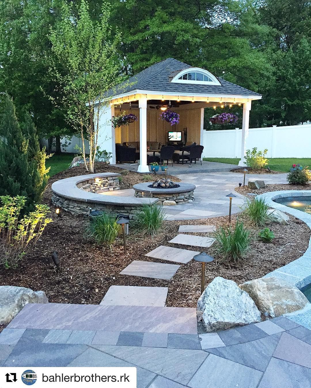 """""""Outdoor living at its finest."""" - @bahlerbrothers.rk ... on Rk Outdoor Living id=99922"""