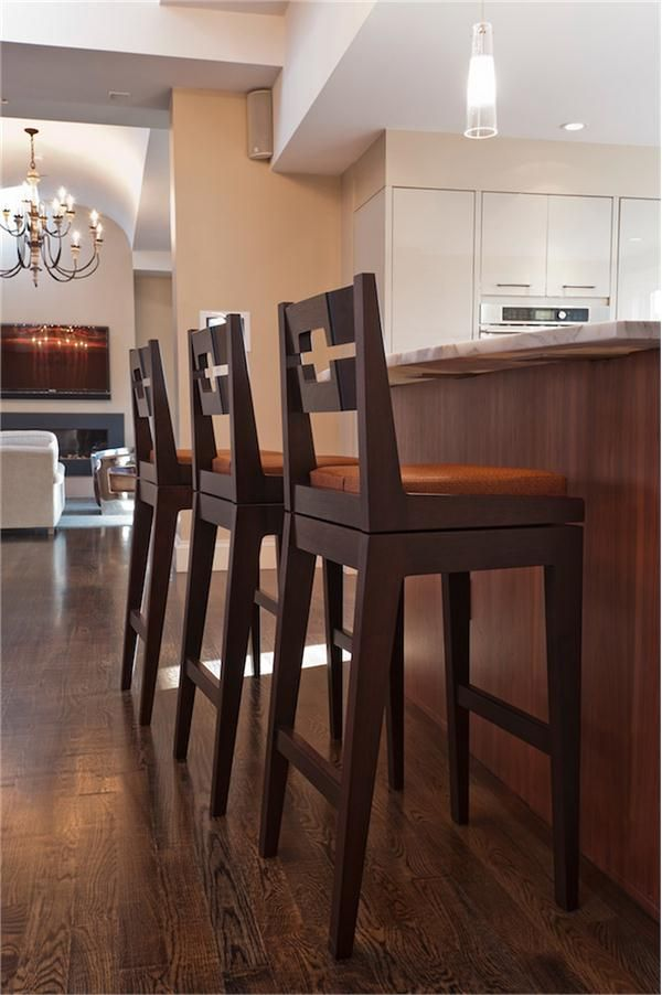 Swiveling Bar Stool from Infusion Furniture