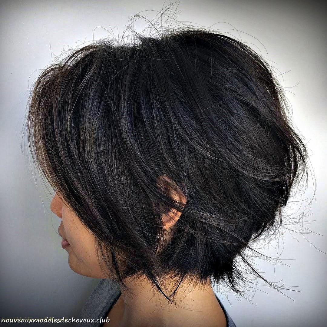 50 styles Bob superposés: des coupes de cheveux modernes avec des couches pour toute occasion ...