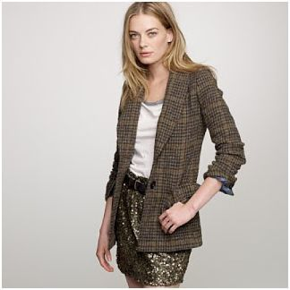 Harris Tweed Jackets for Women | Coat Pant | Jackets | Pinterest ...