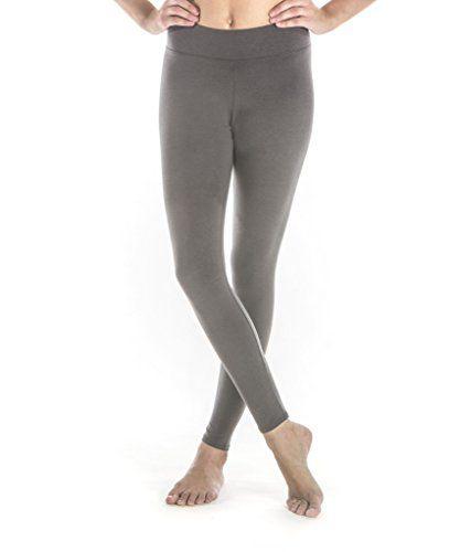 494fd0cfa5eef5 MeMoi Full Length Womens CottonRayon Workout Yoga Leggings >>> Click image  to review more details.