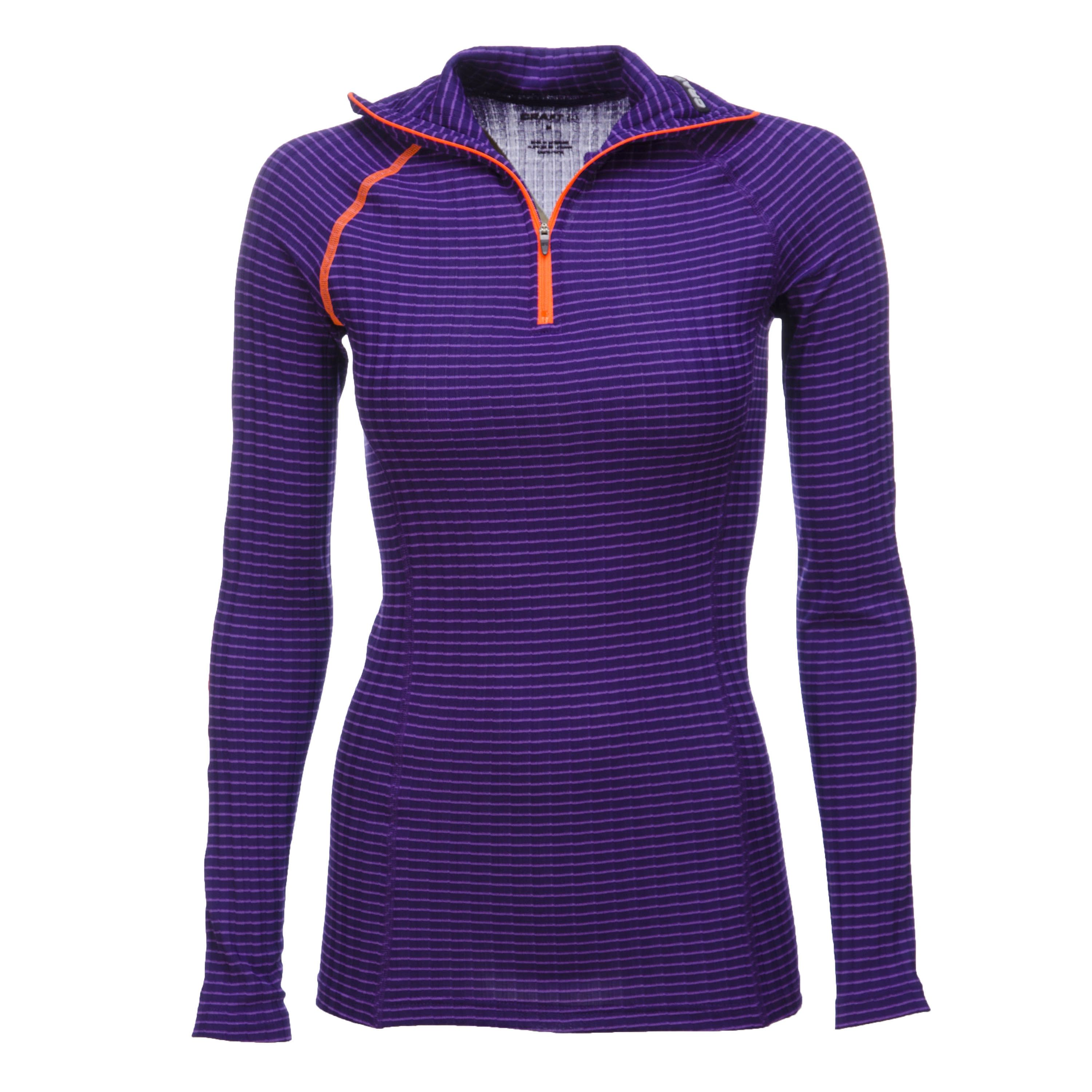 Craft be active extreme cn w thermal shirt women violet thermal