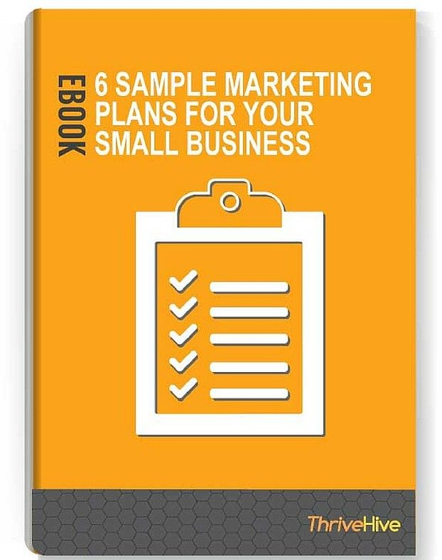 Small Business Marketing Plans Thrivehive Businesspersonal