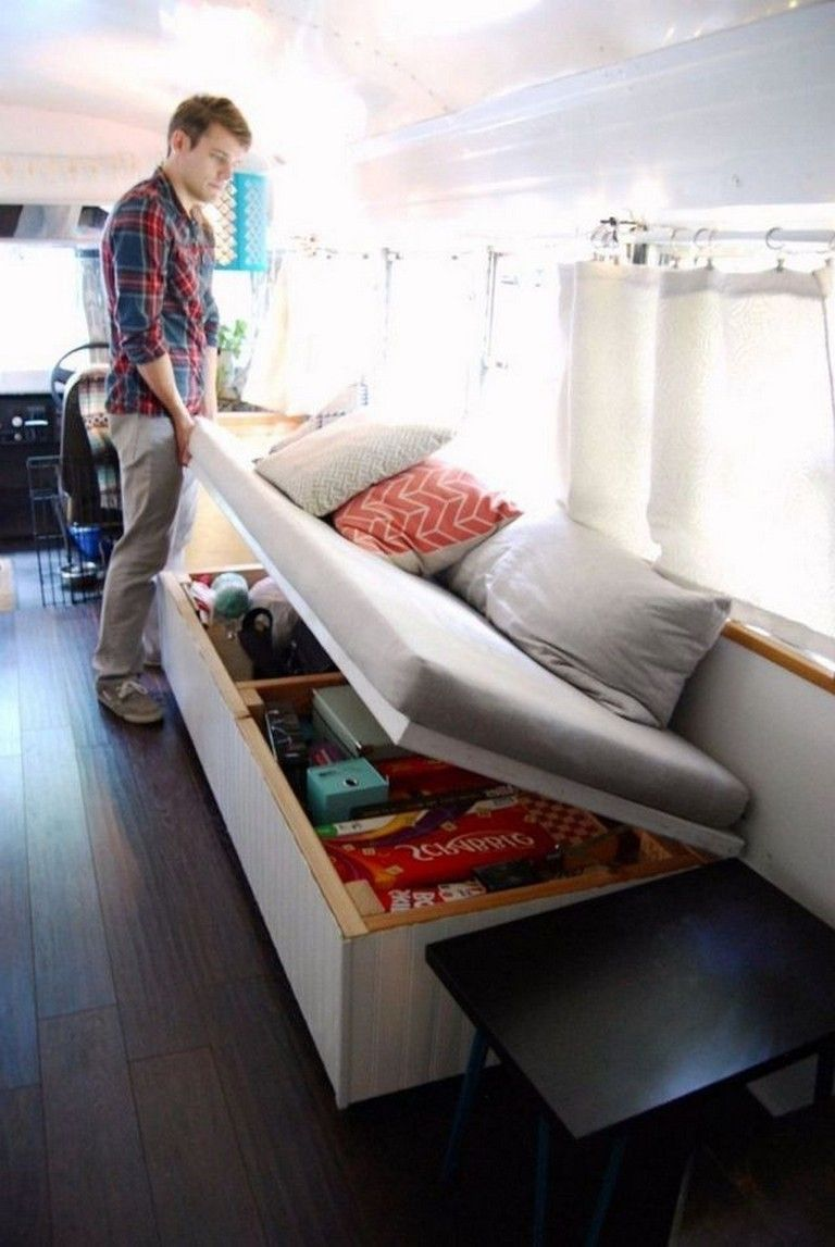 30+ Amazing Camper Remodel Ideas for Renovating RV Travel Trailers