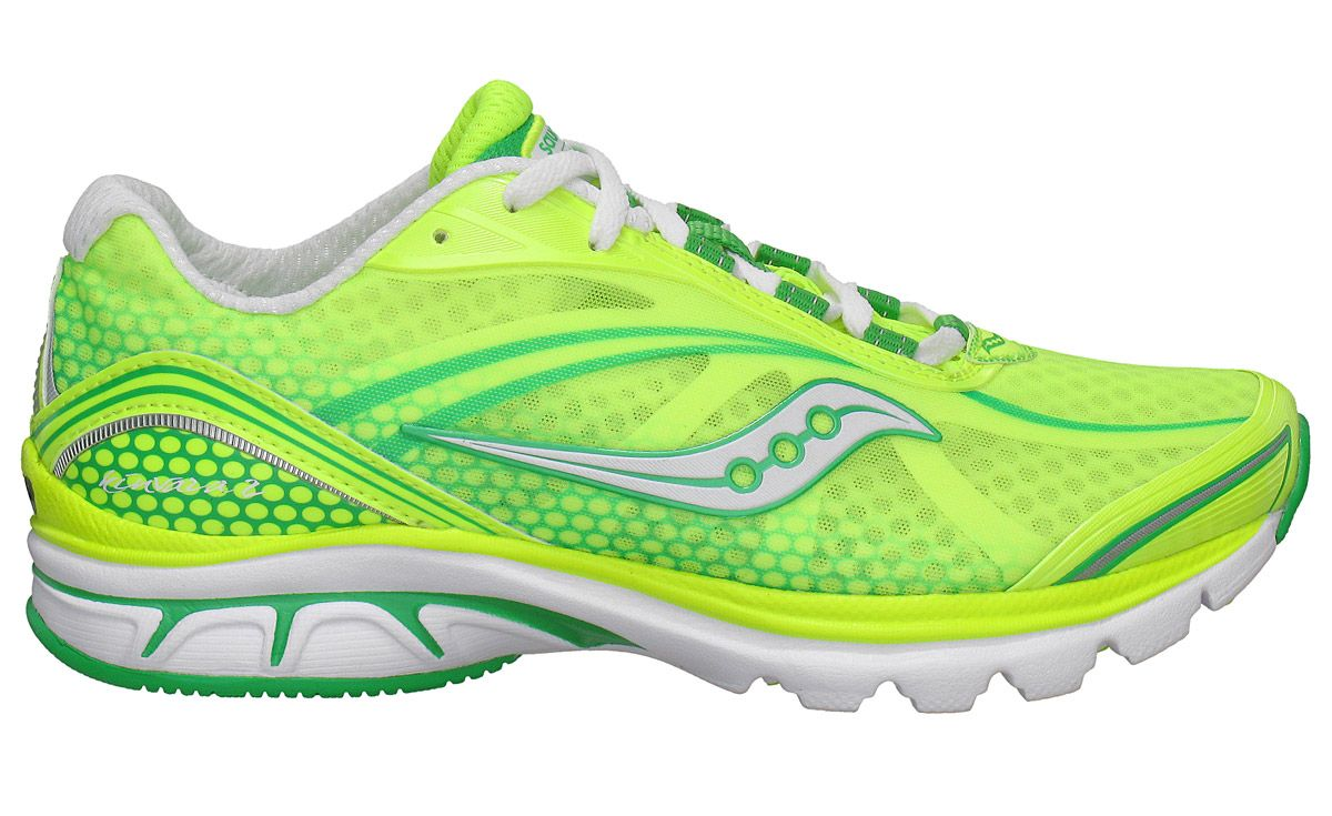 Saucony Women's ProGrid Kinvara 2:  The only running shoe I will ever buy again.