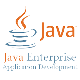 Java Enterprise Application Development Logo Enterprise Application Application Development Tech Logos